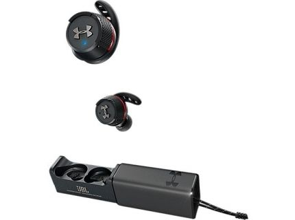 HEADSET WRL UA FLASH BLACK JBL