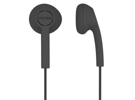 Koss Headphones KE5k In-ear  3.5mm (1 8 inch)  Black