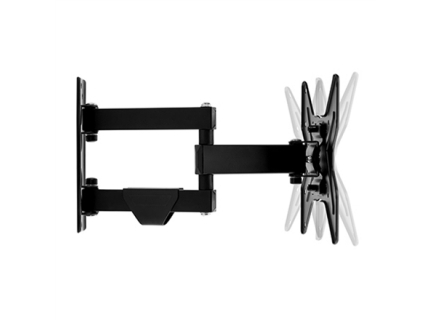 "Acme Wall  Turn  Tilt  Swivel  42 ""  Maximum weight (capacity) 25 kg  Black"