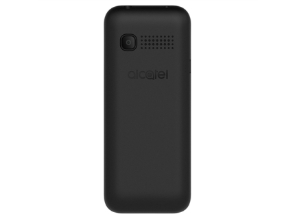 "Alcatel 1066D (Black) 1.8"" QQVGA  4MB  4MB+ up to 16GB Camera 0.8Mpx  400mAh"